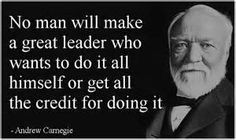 military leaders bing images more andrew carnegie quotes leader ...