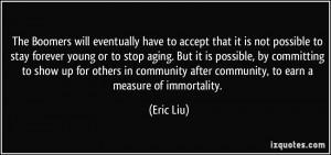 More Eric Liu Quotes