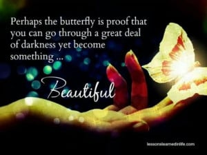 Butterfly Quotes Inspirational