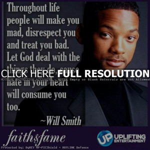 will smith, celebrity, actor, quotes, sayings, mad, god