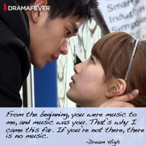Dream High Quotes