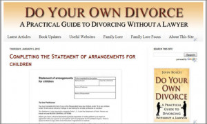 dealing with divorce quotes