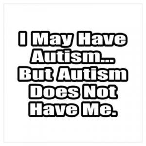 Autism Inspirational Quote