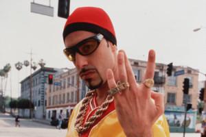 Borat and Ali G star Sacha Baron Cohen has signed up to play Sherlock ...