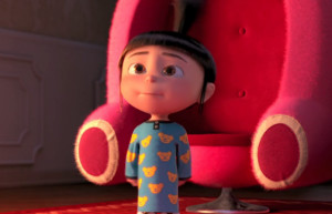 Agnes from Despicable Me Wishes Mom's Everywhere a Happy Mothers Day ...