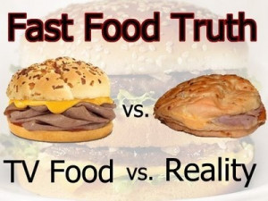 Another reason not to eat fast food.