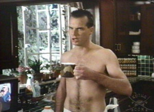 Weird Science Chet's spit cup