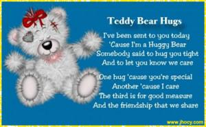 bear hug quotes