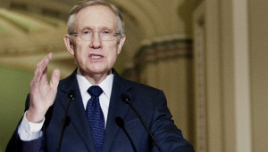 different issues Harry Reid used to rail against the Koch Brothers