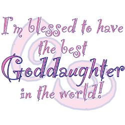 Love My Goddaughter Quotes width=