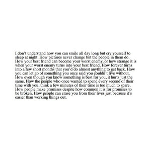 Sad Tumblr Quotes About Life