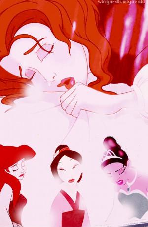 Disney Princess Sad Disney Princesses
