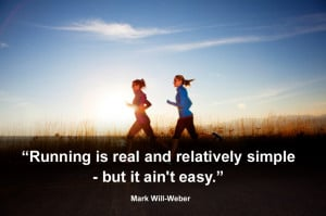 Trail Running Quotes I run because i am an animal