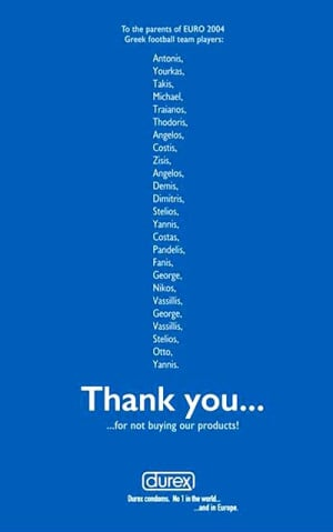 funny thank you quotes. Thank you for not buying our