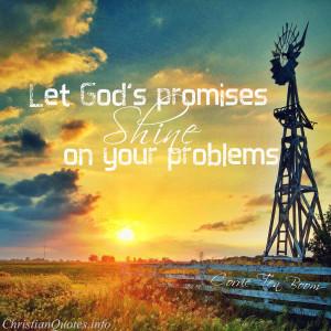 Corrie Ten Boom Quote – God's Promises
