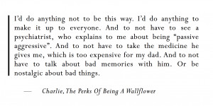 """Blogjacking] – """"The Perks of Being a Wallflower"""""""