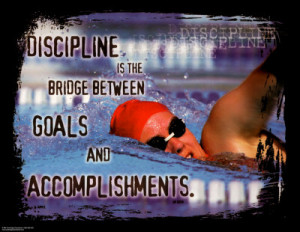 Get Rich Through Discipline Determination and Decisiveness
