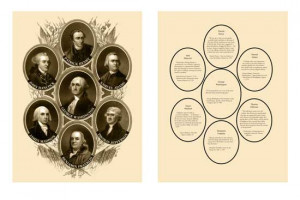 ... Founding Fathers Founders Of America Art Print with quotes, click here