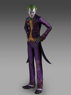 Joker (Arkhamverse) - Villains Wiki - villains, bad guys, comic books ...