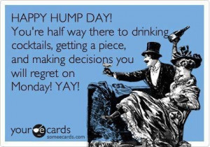 Happy #humpday