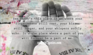 miss your touch quotes