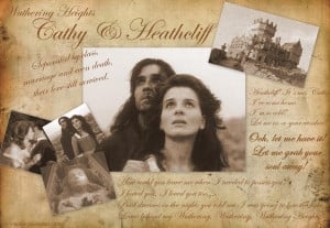 the major role of revenge in the story of wuthering heights by emily bronte Wuthering heights is a virgin's story,  whatever emily bronte was doing, it was not the sentimental interpretation of this novel of all for love and the world .