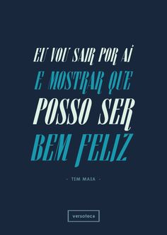 music song quote trecho parte tipografia tipography More