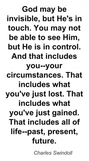 Charles Swindoll Follow us at http://gplus.to/iBibleverses
