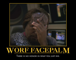 Triple Facepalm Picard