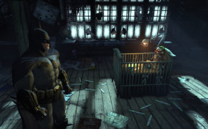 Batman: Arkham City – Harley Quinn's Revenge DLC
