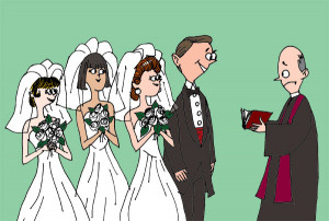 ... Cites Same-Sex Marriage in Declaring Polygamy Ban Unconstitutional