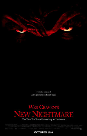 Book Cover Wes Craven New