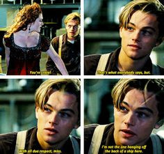 more love quotes from the titanic jack and rose titanic quotes movies ...