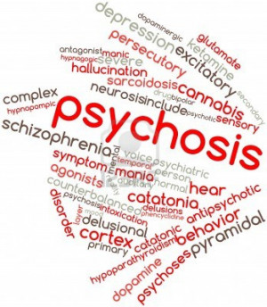 What causes Psychosis?