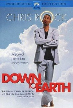 """Report on DVD release: """" DOWN TO EARTH """""""