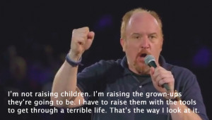Everything You Need To Know About Parenting In 16 Louis C.K. Quotes