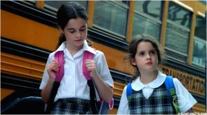 Young Laura And Vanessa Marano