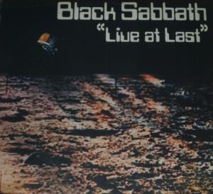 Black Sabbath Live Last Usa
