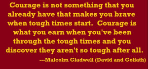 Malcolm Gladwell, David & Goliath