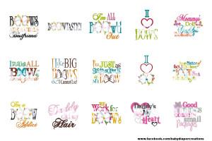 Cute sayings #1