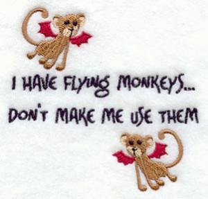 flying monkey quotes