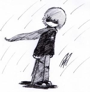 emo kid by Sock-Fox