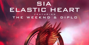 Home Music Listen to 'Elastic Heart' by Sia from the 'Catching ...