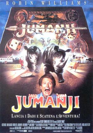 Jumanji è un film statunitense del 1995 diretto da Joe Johnston e ...