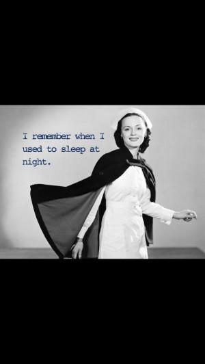 Night shift nursing problems | That's RN to you sir!