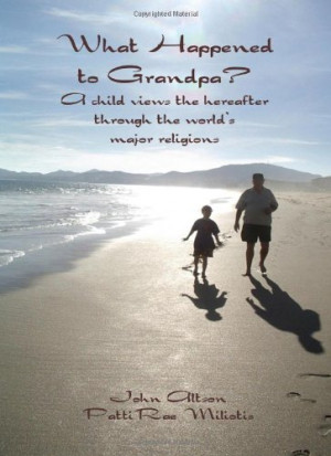 quotes for grandpa in heaven
