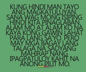 ... sad love quotes break up tagalog quotes tagalog sad love quotes break