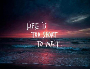life, quote, quotes, sea, sky, text, wait