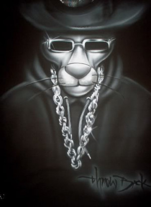 Gangster Tigger Image