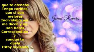 Jenni Rivera Q...